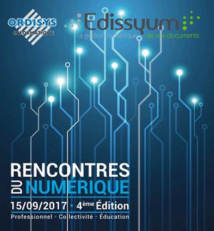 ★RDN 2017 : 4ème édition des Rencontres Du Numériques