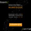 EDISSYUM aux Rencontres du numérique Nîmes 2019