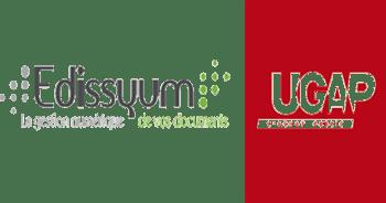 Edissyum partenaire de l'UGAP depuis 2018
